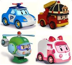 4PCS/SET 2014 Hot sales Baby Toys Korean Anime Robocar poli transforming robot Toys Thomas Toys toys for children Free shipping-in Action & Toy Figures from Toys & Hobbies on Aliexpress.com | Alibaba Group:
