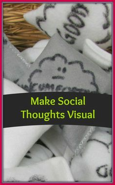 Many students with autism have difficulty understanding how their behaviors make other people think and feel.  This activity for kids is effective for social skills groups, especially in special education and speech therapy.  Easily integrated into Social Thinking curriculums!  #socialskills #autism