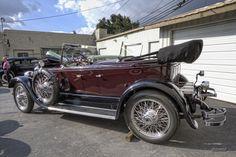 1925 Lincoln Model L Dual-Cowl Phaeton