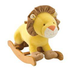 Lion Rocker  So fun and perfect for baby man!!   #NEXTgiggleNURSERY