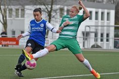 2. Bundesliga: DSC-Frauen erwarten Aufsteiger Jena II +++ Mutiger spielen und konsequenter sein