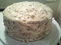 Missy's Red Velvet Cake W/Cream Cheese Frosting