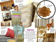 Antibes Chandelier Currey & Company raffia love for the summer as seen in Elle Decor Magazine.