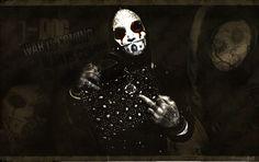 J Dog Hollywood Undead Wallpaper - WallpaperSafari