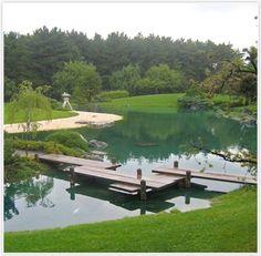 Feng-Shui garden - Jardí Feng-Shui