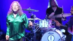 Robert Plant Live 2015 Led Zeppelin How Many More Times/Dazed And Confused