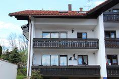 Über den Dächern ! #Wohnung in #Blaichach