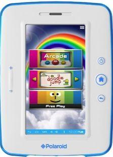 Polaroid Debuts Kids' Tablet