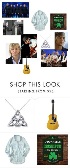 """Keith harkin"" by jessiestarman ❤ liked on Polyvore featuring Allurez and Aéropostale"