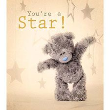 You're a Star Me to You Bear