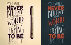 Amazing #Type #Designers to #Inspire You ♥it by Taip.Net Creative Concepts + Solutions
