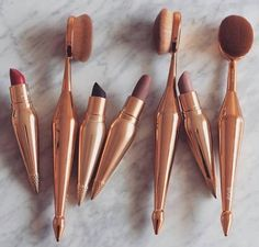 Ayva brushes are to DIE for