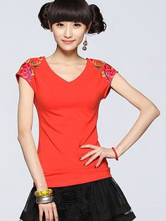 #Wholesale v neck knitting shirts  Only$9.00    #skirts #shirts #tops #fashion clothing