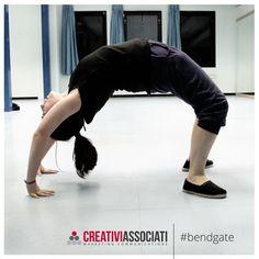 I #creativi si piegano ma non si spezzano. #bendgate