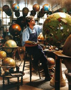 Globe Makers, Isle of Wight