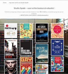 De website van Studio Spade: www.studiospade.nl