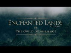 1 hour of Ambient Fantasy Music | Tranquil Atmospheric Ambience | Enchanted Lands - YouTube