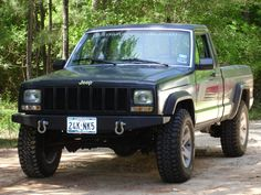 Jeep MJ Comanche