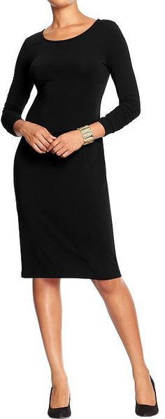 Women's Jersey Dresses - great to wear alone or mix and match with blazers for numerous work outfits