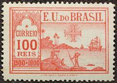 A Página da Vida: Os primeiros selos comemorativos do Brasil e a reconstrução do passado