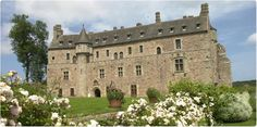 La Roche Jagu - a beautiful 15th centuy chateau located in the heart of Côtes d'Armor. the gardens are beautiful to walk around and the site is open all year round
