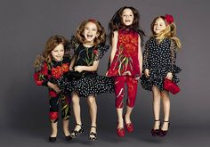 dolce and gabbana summer 2015 child collection 02