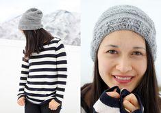 Sloane Hat - crochet pattern release! - delia creates