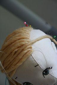 Doll Hair Tutorial