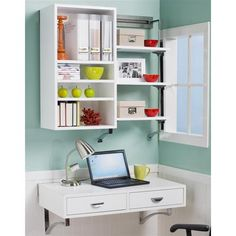 Kids Wall Mounted Desk
