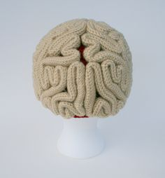 The+Brain+Beanie+Crochet+Pattern+Instructions+by+candypopcreations,+$6.50