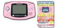 NEW! Nintendo Gameboy Advance Console Hello Kitty version Import Japan 988 #Nintendo