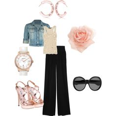 ROSE GOLD, created by lade.polyvore.com