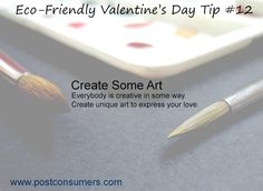 Create Your Own Art for Valentine's Day