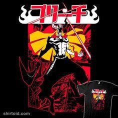 Vasto Lorde Ichigo | Shirtoid #bleach #dickythedarkwraith #dickydoodles #ichigokurosaki #manga