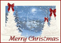 Christmas HD animated images wallpaper
