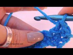 Single Crochet: Wrapped Single Crochet (wsc)