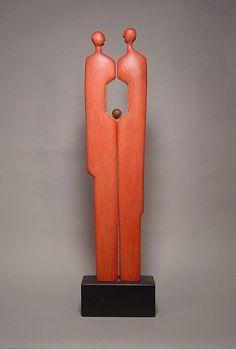 Wayne Francis Art - The Conversation