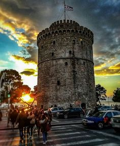 Thessaloniki, Greeks, Macedonia, One And Only, Daydream, France, Fall, Building, Amazing