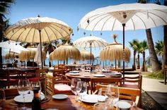 Trocadero-beach club Marbella