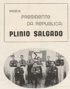 Anauê Plínio Salgado.