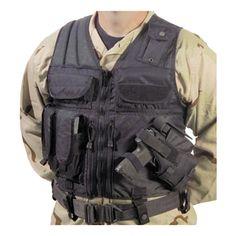 Elite Survival Systems Tactical Holster Vest