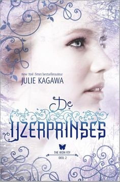 De Ijzerprinses - Julie Kagawa (4 hartjes)