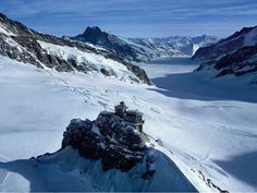 Jungfraujoch Aletschgletscher   (c) swiss image.ch Christof Sonderegger