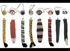 nose & tail costumes