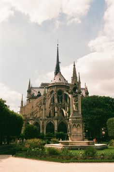 Paris. 35mm Film Photography