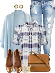 Spring ready polyvore outfit
