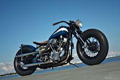 Harley-Davidson '48 Panhead by Jamesville