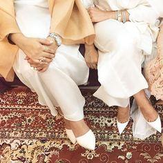 fashion, dress, and hijab image