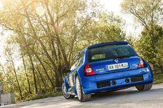 Renault Clio V6. | by Mathieu Bonnevie