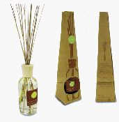 Scentual Expressions Botanical Diffuser In Morning Glory by Scentual Expressions. $40.00. Botanical Diffusers are the newest and most beautiful way to scent up a room! Diffuser comes with Botanical reeds that you place into the glass bottle that is filled with the fragrance. The reeds allow the aroma to evaporate into the air. Scentual Expressions makes a great gift for anyone